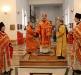 Пятница Светлой Седмицы в Андреевском храме п.Атяшево