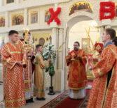Антипасха, Неделя 2-я по Пасхе в Никольском кафедральном соборе г.Ардатова