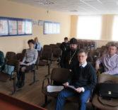 В Чамзинке прошло очередное заседание общественного совета при ММО МВД России «Чамзинский» по эпидемиологической ситуации в районе