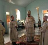 Лазарева суббота в храме Неопалимой Купины с.Урусово Ардатовского района