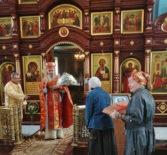 Многая и благая лета настоятелю Благовещенского прихода протоиерею Георгию Щербакову!