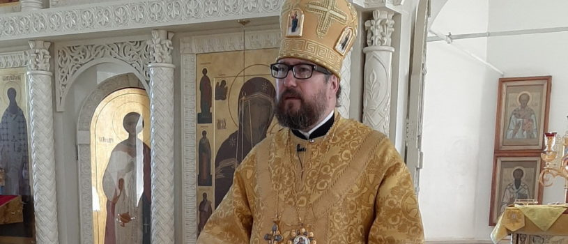 Неделя 1-я по Пятидесятницы, Всех Святых в Никольском кафедральном соборе г.Ардатова