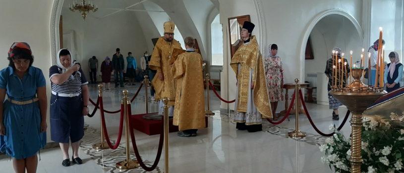 Неделя 3-я по Пятидесятницы в Никольском кафедральном соборе г.Ардатова
