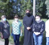 Молодежная волонтерская организация Ардатовской епархии «Ардатовцы» продолжает благотворительную работу