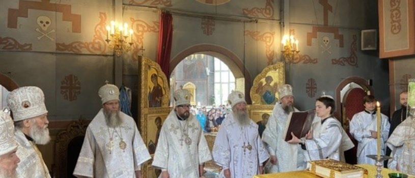 Вечная память новопреставленному митрополиту Чебоксарскому и Чувашскому Варнаве!