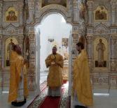 Память равноап. Ольги в храме святого апостола Андрея Первозванного п.Атяшево