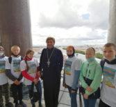 Молодежное движение волонтеров Ардатовской епархии «Ардатовцы» совершают паломническо-культурную поездку в г.Санкт-Петербург