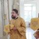 Архипастырь совершил субботнюю Божественную литургию в Никольском кафедральном соборе г.Ардатова