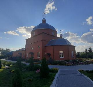Всенощное бдение в Никольском кафедральном соборе г.Ардатова