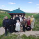 Архипастырь совершил Божественную литургию в  в Троицком храме-часовне с.Каменка Атяшевского района