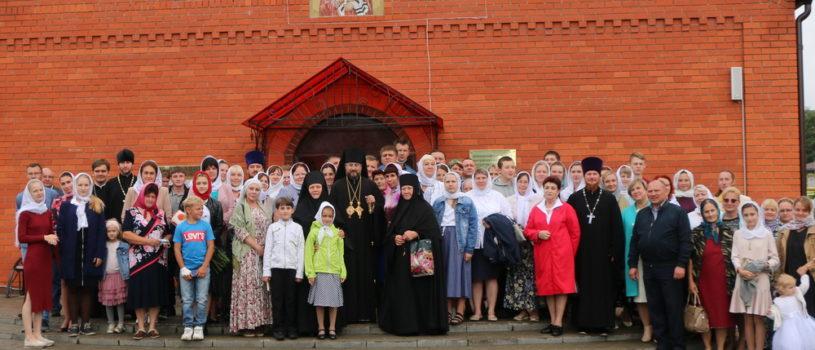 Тезоименитство Преосвященнейшего Вениамина, епископа Ардатовского и Атяшевского. Многая и благая лета нашему Архипастырю!