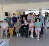 Сотрудничество отдела по работе с молодежью Ардатовской епархии с  молодежными организациями Ардатовского района
