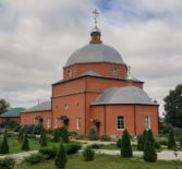 Архипастырь совершил память священномученика Владимира  Четверина в Никольском кафедральном соборе г.Ардатова