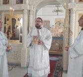 Архипасырь совершил заупокойную Божественную литургию в Никольском кафедральном соборе г.Ардатова
