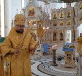 Неделя 13-я по Пятидесятнице в Андреевском храме п.Атяшево