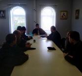 Отчетное собрание духовенства Ардатовского благочиния