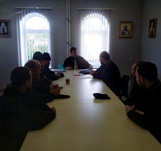 Вся полнота Ардатовской епархии поздравляет своего Архипастыря с Днем тезоименитства!