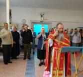 В Покровском приходе с.Каласево Ардатовского благочиния прошел молебен об избавлении недуга пьянства