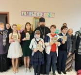 В воскресной школе «Солнечный лучик» Михайловского прихода п.Чамзинка состоялось торжественное начало учебного года и выпуск за 2020 год