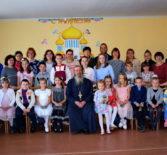 Воскресной школе Благовещенского прихода п.Комсомольский Чамзинского района исполнилось 10 лет!