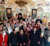 Архипастырь совершил Отдание Воздвижения в Покровском приходе с.Баево Ардатовского благочиния