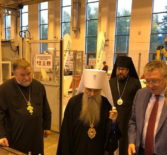 Архипастырь совершил официальный визит в Санкт-Петербургский политехнический  университет имени Петра Великого г.Санкт-Петербурга