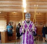 Суббота по Воздвижении в храме Новомучеников и Исповедников Российских г.Ардатова