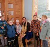 Начало нового учебного года в воскресной школе храма св.ап. Андрея Первозванного п.Атяшево
