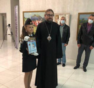 Архипастырь в рамках Общественного Совета МВД РМ провел награждение победителей конкурса «Мир глазами детей»
