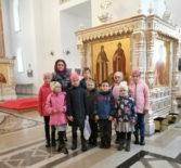Воскресная школа храма св.ап.Андрея Первозванного п.Атяшево