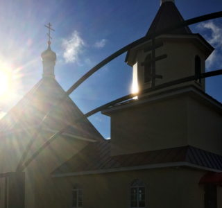 В Никольском храме с.Ардатово Дубенского благочиния закончена установка видеонаблюдения