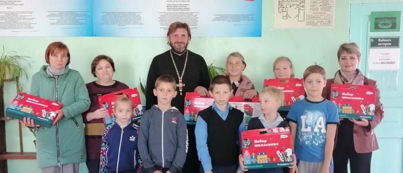 Молодежный отдел Ардатовской епархии проводит благотворительную акцию «Соберем ребенка в школу»