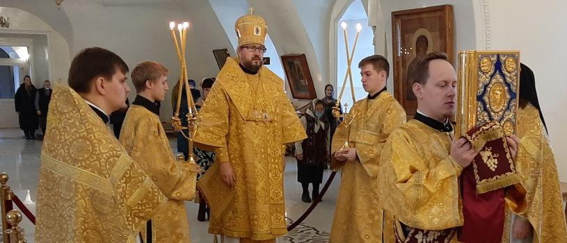 Память святых Космы и Дамиана Асийских чудотворцев в Никольском кафедральном соборе г.Ардатова