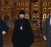 Архипастырь благословил Врио Главы Республики Мордовия Артёма Здунова