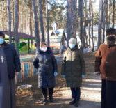 Для маленьких воспитанников Большеберезниковского дома ребенка социальный отдел Ардатовской епархии собрал благотворительную помощь