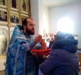 В день праздника иконы Божией Матери «Знамение» в Поводимово отметили 20-летие со дня образования прихода