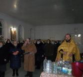 В Поводимовском приходе прошло ежегодное отчетное приходское собрание