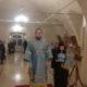 Всенощное бдение в Никольском кафедральном соборе накануне праздника Введения во храм Пресвятой Владычицы нашей Богородицы и Приснодевы Марии