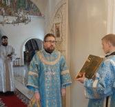 Память иконы Божией Матери «Знамение» в Никольском кафедральном соборе г.Ардатова