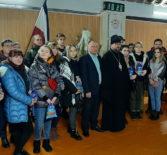 Архипастырь в преддверии Нового года посетил Ардатовский аграрный техникум им И.А.Пожарского