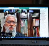 Расширенное заседание Архиерейского Совета Мордовской митрополии в формате онлайн-конференции