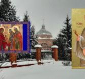 Архипастырь совершил Божественную литургию свт.Василия Великого в Никольском кафедральном соборе г.Ардатова