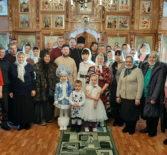 Архипастырь совершил Божественную литургию в Введенском приходе с.Лобаски Атяшевского района