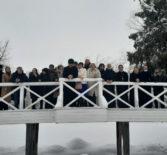 Архипастырь c паломниками Ардатовской епархии посетил музей-заповедник А.С.Пушкина в с.Большое Болдино Нижегородской области