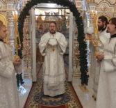 Неделя 33-я по Пятидесятнице, по Богоявлении, в Андреевском кафедральном соборе п. Атяшево