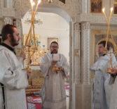 На Татьянин день Архипастырь совершил Божественную литургию в Никольском кафедральном соборе г.Ардатова