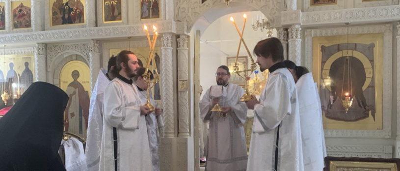 Собор Предтечи и Крестителя Господня Иоанна в Никольском кафедральном соборе г.Ардатова