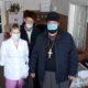 Жителей дом-интерната для престарелых в с.Козловка Атяшевского района поздравили с праздниками