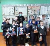 Благотворительная рождественская акция в школах Ардатовского района