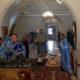 Архипастырь совершил Полиелейное богослужение с чтением акафиста Иверской иконе Божией Матери в Никольском кафедральном соборе г. Ардатова
